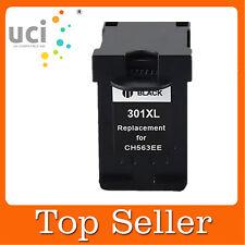Tinta Negra NON-OEM para HP 301XL Deskjet 1000 1010 1050 1050 Todo en Uno 1510