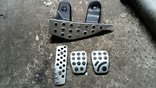 Mazda RX8 Alloy Pedal Covers