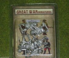 Great War Miniatures Highlanders 28 mm B11