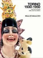 Catalogo asta Cambi Torino 1930-1950 Vent'anni storia ceramica italiana - 2019