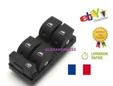 Interrupteur Commande Bouton Leve Vitre Électrique pour Audi A4 B6 B7 8E0959851B