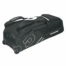 DeMarini Wtd9406 Momentum Wheeled Bag Black