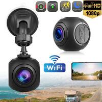 A9-D WiFi Car Dash Cam FHD 1080P GPS Camera Dashboard With G-Sensor Night Vision