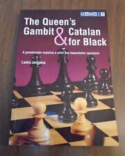 The Queen's Gambit & Catalan for Black by Lasha Janjgava SC NEW