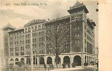 West Virginia, WV, Clarksburg, Waldo Hotel UDB (pre-1907) Postcard
