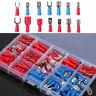 140pcs Male Female Bullet Electrical Wire Terminals Crimp Connectors Spade Set