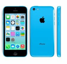 Apple iPhone 5C 8GB Blue iOS A1507 Unlocked Sim Free 4G Mobile Smartphone