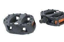 New Wellgo LU-895 MTN 1//2 Pedals Black