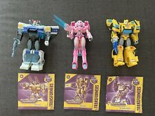 Transformers Bumblebee Cyberverse Prowl Arcee Lot, LOOK!!!