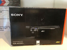 Sony Fdr Ax 100 4K Camcorder Top Dealer