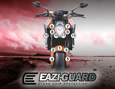 Eazi-Guard™ KTM 1290 Superduke 2014-2016 Motorbike Stone Chip Protection Kit