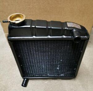 Classic Mini 3 core radiator copper/brass 1964-92 ARP1105 austin rover BL cooper