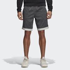 adidas mens Z.N.E grey Reversible Shorts Size UK S / JPN M
