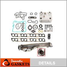 EGR Cooler Kit Oil Cooler Kit Ford F250 F350 F450 F550 E350 6.0L Diesel Turbo