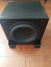 VELODYNE SPL-800 * SPL8BV Powered Subwoofer Black 1200 Watts Dynamic Power