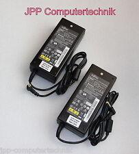 2 Stück Fujitsu Siemens 20V 6A 120W S26113-E534-V15-02 PA-1121-04FS AC Adapter