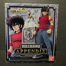 Saint Seiya Pegasus Seiya Plain Clothes Saint Cloth Myth Appendix Bandai Japan