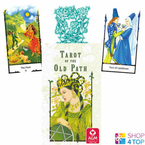 TAROT OF THE OLD PATH CARDS DECK SYLVIA GAINSFORD ESOTERIC AGM NEW