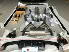 BMW F87 M2 Competition Carbon fibre rear diffuser