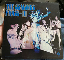 Osmonds Phase Iii Rare Promo Only Dj Lp Vinyl Donny Osmond Record