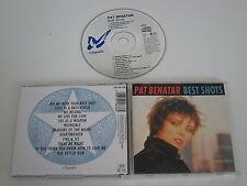 PAT BENATAR/BEST SHOTS(CHRYSALIS 258 738) CD ALBUM