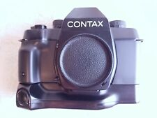 Contax NT 35mm Camera with Battery Holder and Digital Back Kit.