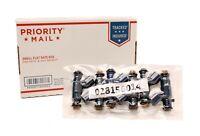0280156014 OEM Flow Matched Injectors Mercedes Chrysler 3.2 2.6L V6 Motor Man
