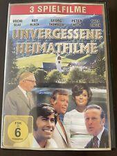 Unvergessene Heimatfilme 3 Spielfilme Roy Black Uschi Glas Theo Lingen Uvm