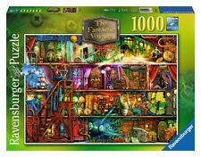 Le voyage fantastique 1000 piece puzzle ravensburger