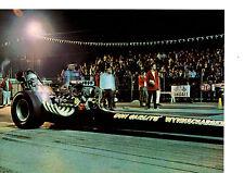 1969 TOP FUEL DRAG RACING / DON GARLITS ~ ORIGINAL MAGAZINE PHOTO / PICTURE