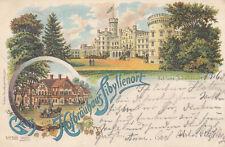 Ansichtskarten aus den ehemaligen deutschen Gebieten für Burg & Schloss