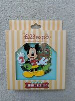 Mickey Tiki Tropical Jumbo Pin D23 Expo 2019 Limited Edition 300 Brand New