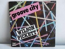 WILSON PICKETT Groove city 2S008 86020