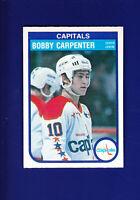 Bobby Carpenter RC 1982-83 O-PEE-CHEE OPC Hockey #361 (NM+) Washington Capitals