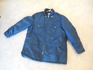 MEN'S XL TALL UNIFORMS UNLIMITED THIGH LENGTH POLICE JACKET / WINTER COAT