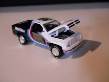 Racing Champions 1/64 - '96 Dodge Ram - without box -Blue - RR Tires - VHTF