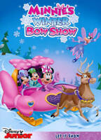 Mickey Mouse Clubhouse: Minnies Winter B DVD