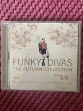 Funky Divas - The Autumn Collection - Telstar  CD