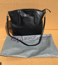 Sarah Wells  Breast Pump Bag Black