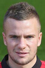 Football Photo>TOM CLEVERLEY Man Utd 2013-2014