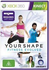 Kinect votre Shape: Fitness Evolved XBOX 360 GAME PAL UK