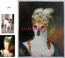 Custom Pet Portrait,Custom Oil Portrait,Hand Painted Oil Painting,Pet painting