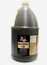 100% Pure Cold-Pressed Black Seed Oil - 1 Gallon (sweet sunnah)