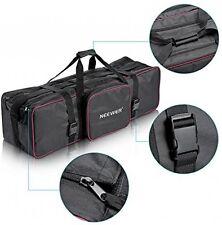 Video Photography Kit Bag Light Stand Umbrella Case Lighting Tripod Heavy Duty