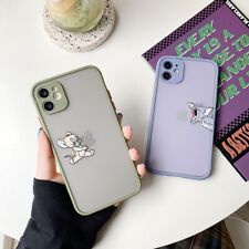 Simple Tom And Jerry TPU Phone Case Cover For iPhone 11 Max XS 8 7 XR SE 2020