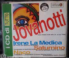 JOVANOTTI IRENE LA MEDICA SATURNINO NACO TUTTO SETTEMBRE 96CDS
