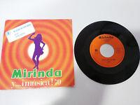 """WALDO DE LOS RIOS JEAN + SOMETHING SINGLE 7"""" VINYL 1970 MIRINDA PROMOCIONAL"""