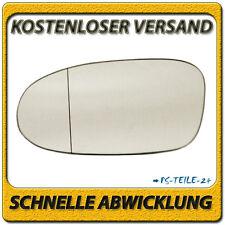 Spiegelglas für CHRYSLER STRATUS 1995-2001 links Fahrerseite asphärisch