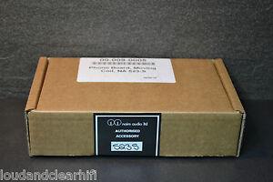 Naim NA 523-S Moving Coil Phono Boards (pair). Brand-new, boxed.