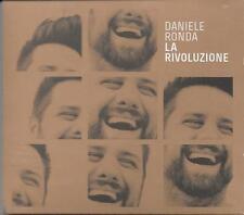 """DANIELE RONDA - CD CON AUTOGRAFO """" RIVOLUZIONE """""""